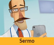 סרטון מוצר<br> Sermo