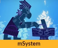 mSystem סרט לתערוכה<br>