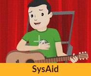 סרט תדמית באנימציה לחברת<br> Sysaid
