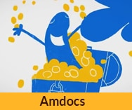 Amdocs SmartPack<br>סרט מוצר באנימציה לחברת אמדוקס