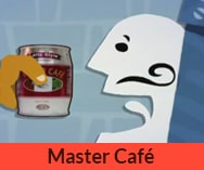 פרסומת אנימציה למאסטר קפה