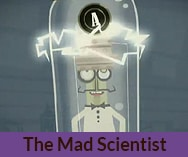 The Mad Scientist Show<br> תוכן עצמאי
