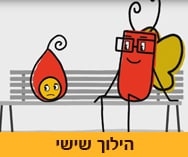 פרסומת אנימציה להילוך שישי