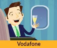 סרטוני מוצר באנימציה לחברת Vodafone