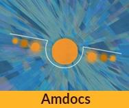סרטון תדמית באנימציה עבור אמדוקס