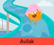 פרסומת אנימציה לתרופת אבילאק