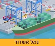 סרט תדמית באנימציה עבור נמל אשדוד