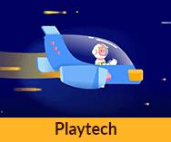סרט תדמית אנימציה עבור חברת playtech