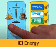 סרט תדמית באנימציה עבור IEI Energy