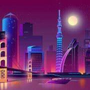 עיר באנימציה